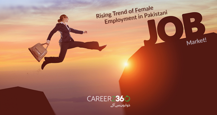 Rising Trend of Female Employment in Pakistani Job Market
