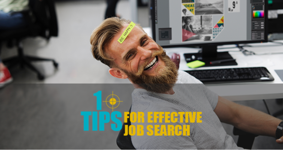 8 Tips for effective Job Search- 3