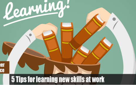 5 Tips for learning new skills at work