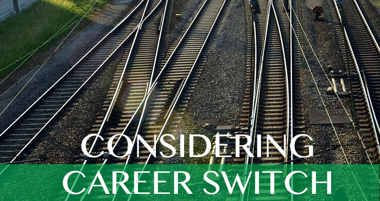 Considering Career-switch at 30