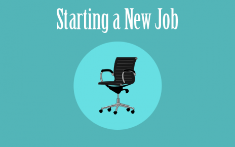 Things to Remember When Starting a New Job