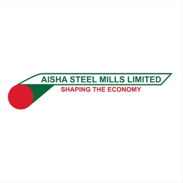 Aisha steel mills limited jobs - logo