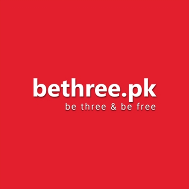 BeThree jobs - logo