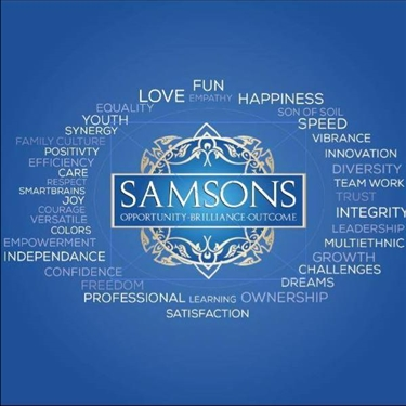 Samsons Group of Companies jobs - logo